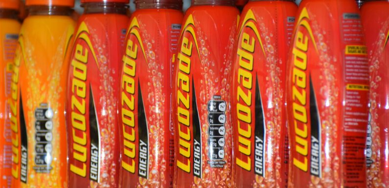 A Letter To Lucozade