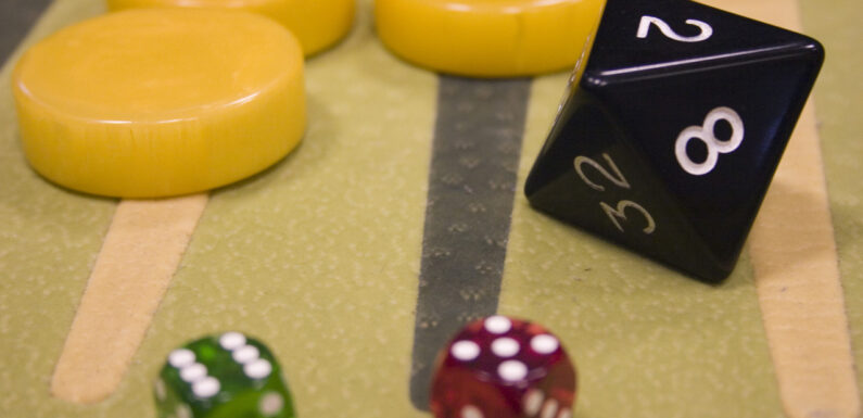 Online Backgammon At The Gammon Palace