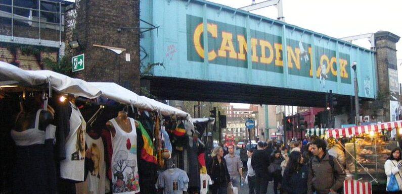 A Visit To Camden Market