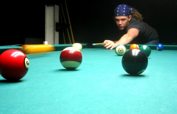 Playing Pool Online