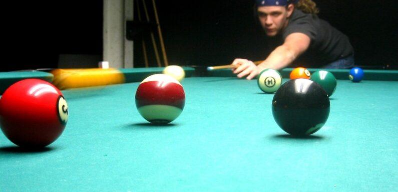 Playing Pool Online