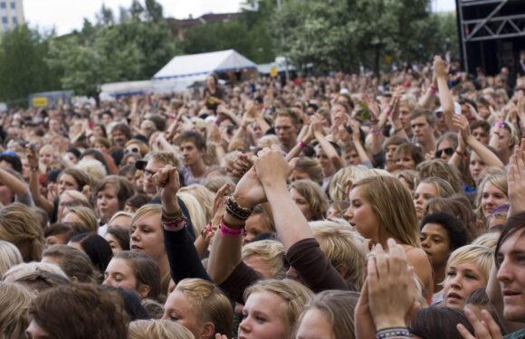 Festival Freeloaders