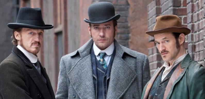 Finally Watched Ripper Street Series 3