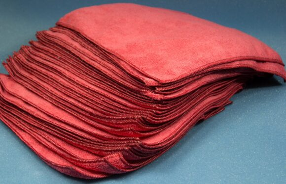 Microfiber Towels Are A Goalkeeper's Best Friend