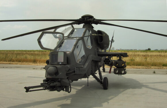 Scaring Hungarian Women With A Helicopter