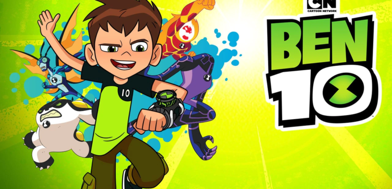 I've Been Introduced To Ben 10 & I Think I Like it