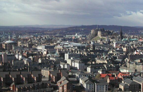 Not Edinburgh Bound