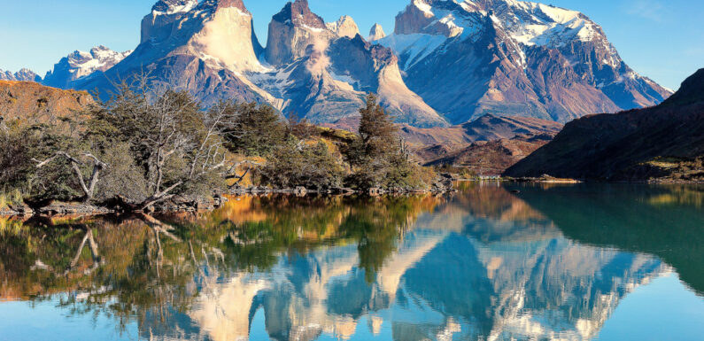Shawn Henry Baybutt's Adventure in the Torres del Paine National Park in Chile