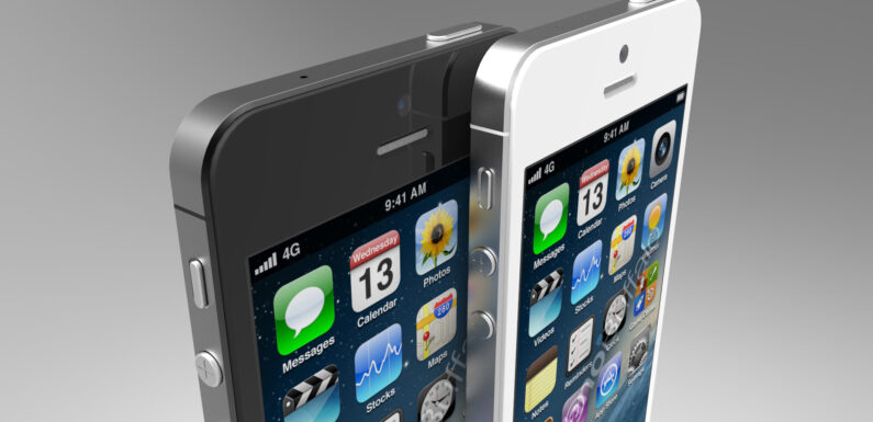 Broken iPhone & Being Pissed On