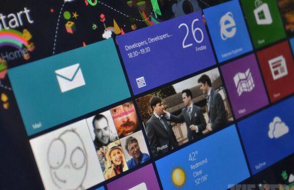 Rocking Windows 8