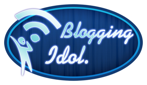 I've Entered Blog Idol II