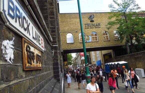 A Sunday Stroll Down Brick Lane Market