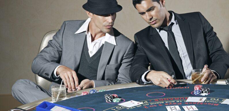 Golden Casino Poker Fun