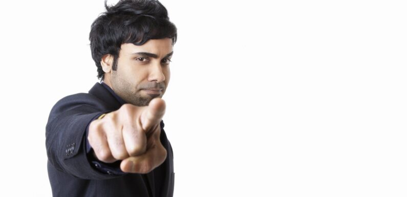Paul Chowdhry Is Evil!
