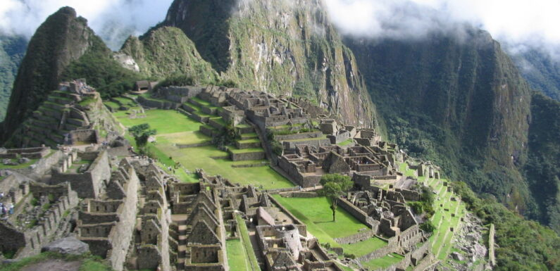 I've Always Wanted To Travel Machu Picchu