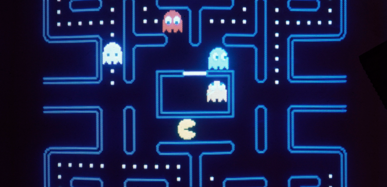 Add PacMan Game To Your Blog