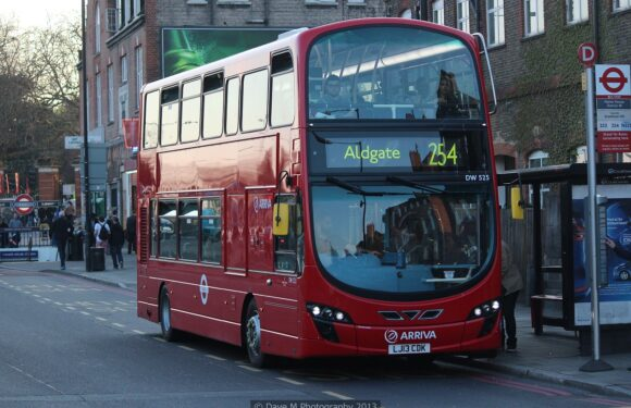 I Hate The Buses In London!