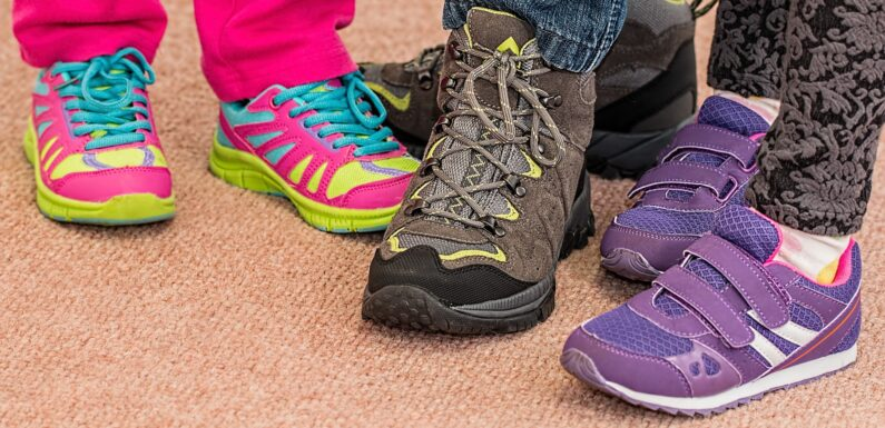 Picking The Right Footwear