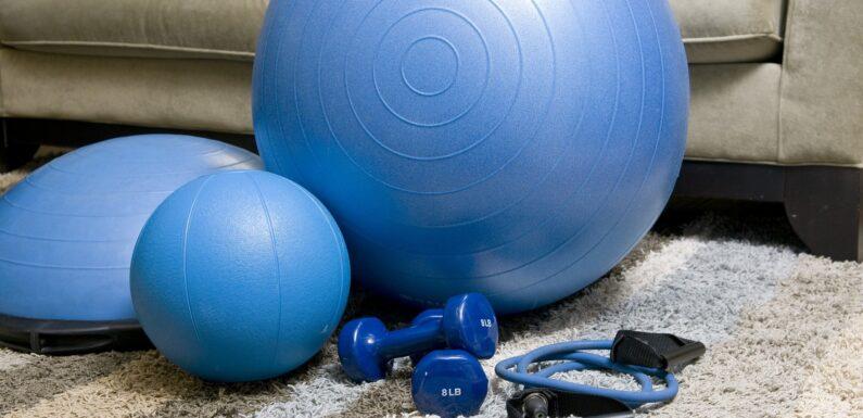 Buiding A Home Gym