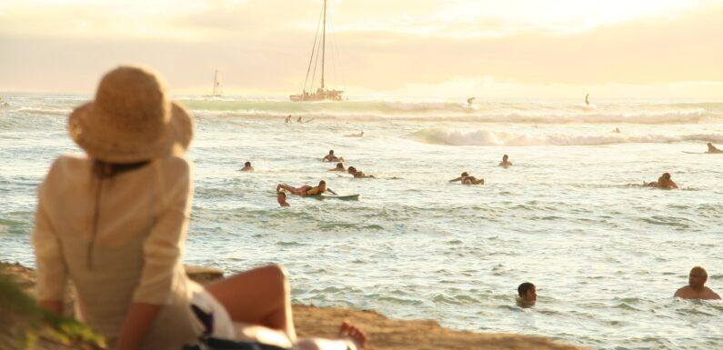 Holidaying In Hawaii