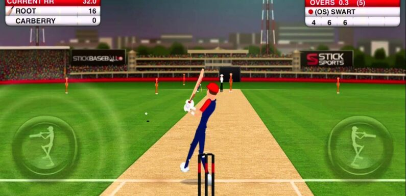 Stick Cricket I Stab At Thee!