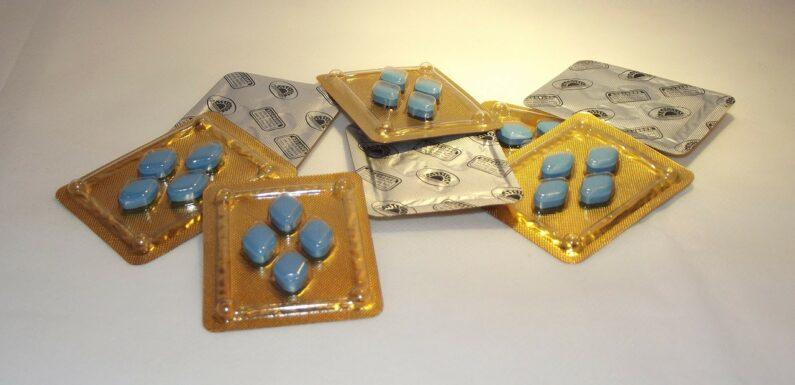 21 Blue Pill