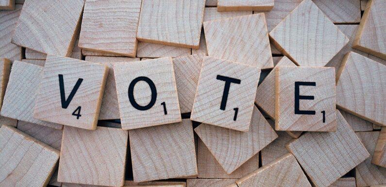 You Ready To Vote Tomorrow?