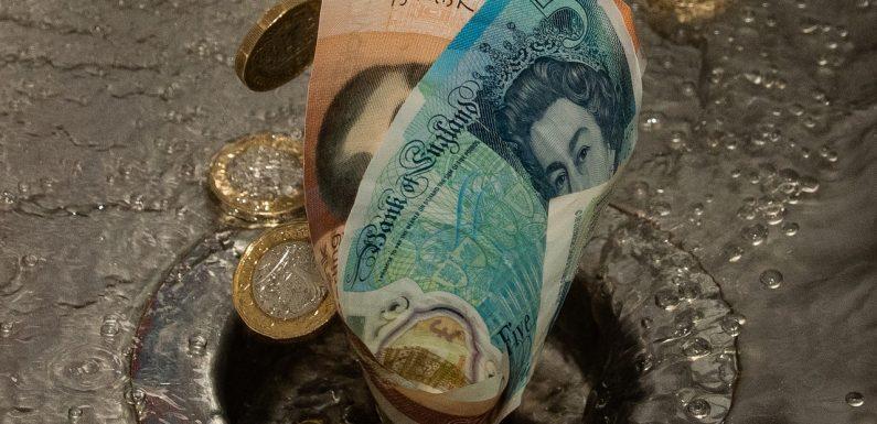 Council Tax Down The Drain?